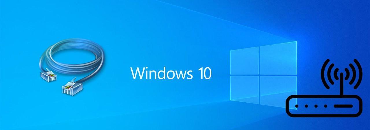 Как настроить домашнюю сеть на windows 10